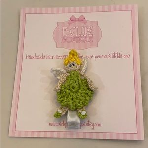 New fairy hair clip for babies/toddlers/girls